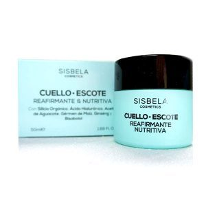 SISBELA Crema Cuello y Escote mercadona |Spanish Cosmetics Shop 24