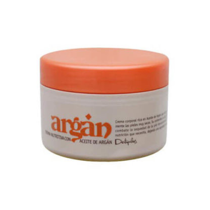 DELIPLUS NOURISHING ARGAN BODY CREAM FOR DRY SKIN , 200 ML