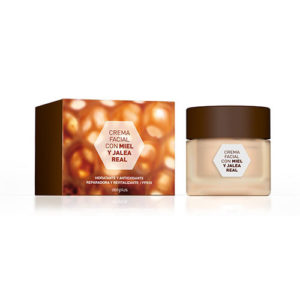 DELIPLUS FACE CREAM WITH HONEY AND ROYAL JELLY SPF10, 50 ML