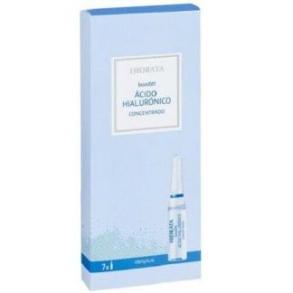 Acido Hialuronico Booster Concentrado HIDRATA , Hyaluronic Acid Booster Concentrate, 7/2 ML