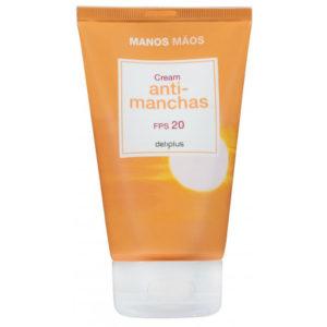 DELIPLUS CREMA DE MANOS ANTIEDAD ANTI-MANCHAS, ANTI-AGING HAND CREAM 125 ML