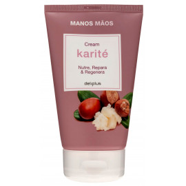 DELIPLUS HAND CREAM KARITE, 125 ML