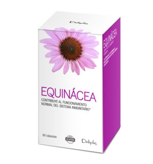 DELIPLUS EQUINACEA Echinacea and Vitamin C Nutrition Supplement, 60 CAPSULES