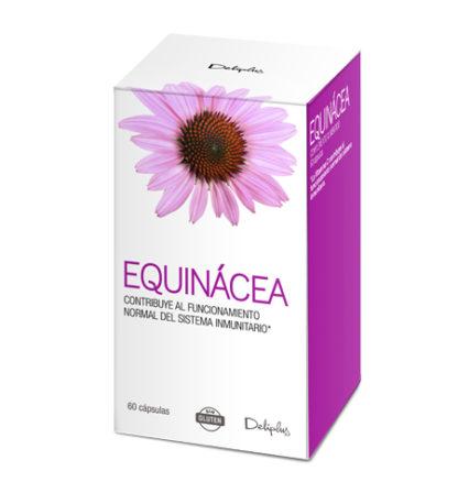DELIPLUS EQUINACEA Echinacea and Vitamin C Nutrition Supplement, 60 CAPSULES
