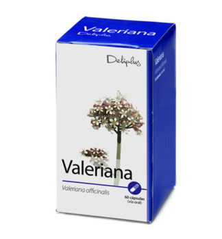 VALERIANA BIOLOGICALLY ACTIVE ADDITIVE TO REDUCE AND REMOVE STRESS, 60 CAPSULES