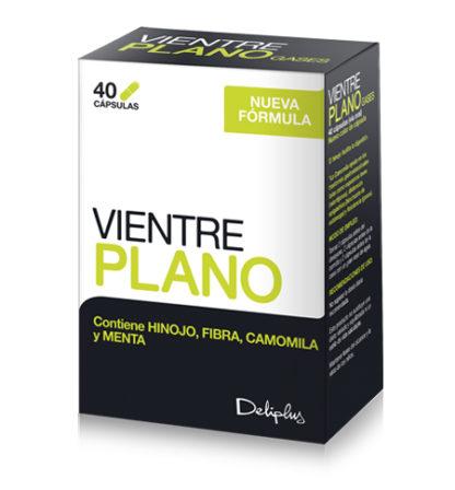 VIENTRE PLANO DIGESTIVE DETOX, 40 capsules