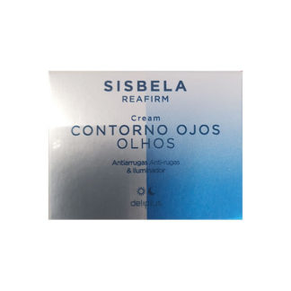SISBELA Crema сontorno de ojos , Contour for eyes against wrinkles and dark circles, 50 ml