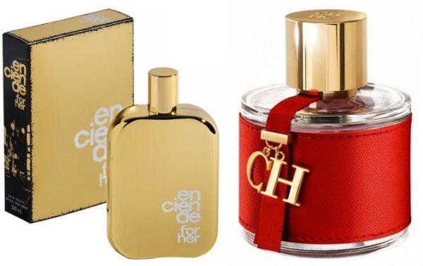 Perfume for women Enciende analog CH de Carolina Herrera, 100 ml