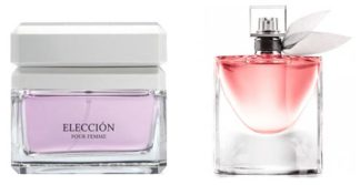 Perfume for women Elección pour Femme analog La Vie ést Belle Lancome,100ml