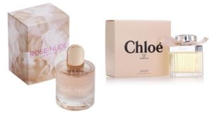 Parfume for women Rose Nude analog Chloé de Chloé, 75 ml