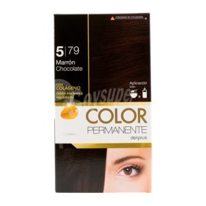 DELIPLUS Color Permanente Nº 5.79 Chocolate