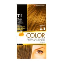 DELIPLUS Color Permanente Nº 7.3 Rubio dorado,Golden blonde