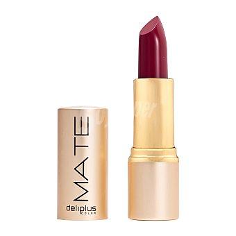 DELIPLUS Barra Labios Mate, matte lipstick Nº 19 Wine