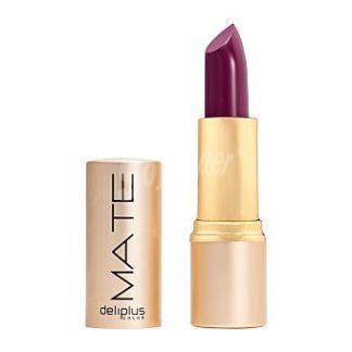 DELIPLUS Barra Labios Mate, matte lipstick Nº 20 Dark purple