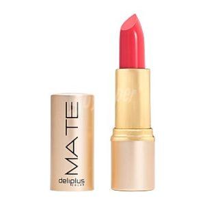 DELIPLUS Barra Labios Mate, matte lipstick Nº4 Orange