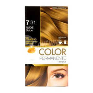 DELIPLUS Color Permanente N 7.31 nude