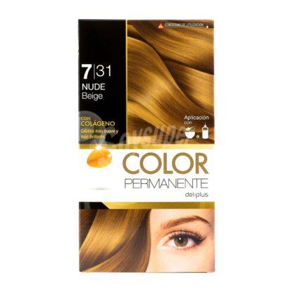 DELIPLUS Color Permanente N 7.31 nude