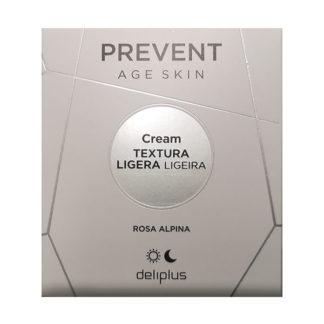 DELIPLUS PREVENT AGE SKIN Cream with rosa alpina, 50 ml